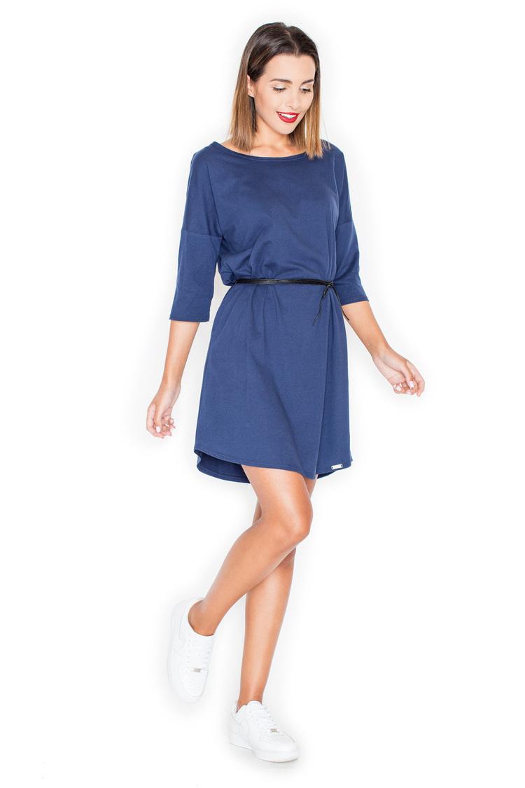 Sukienka Model K335 Blue - Katrus