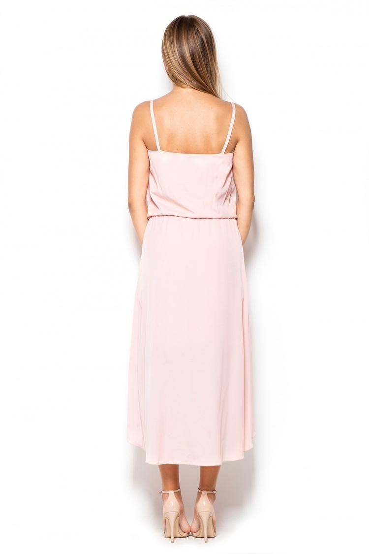 Sukienka Model K395 Pink - Katrus