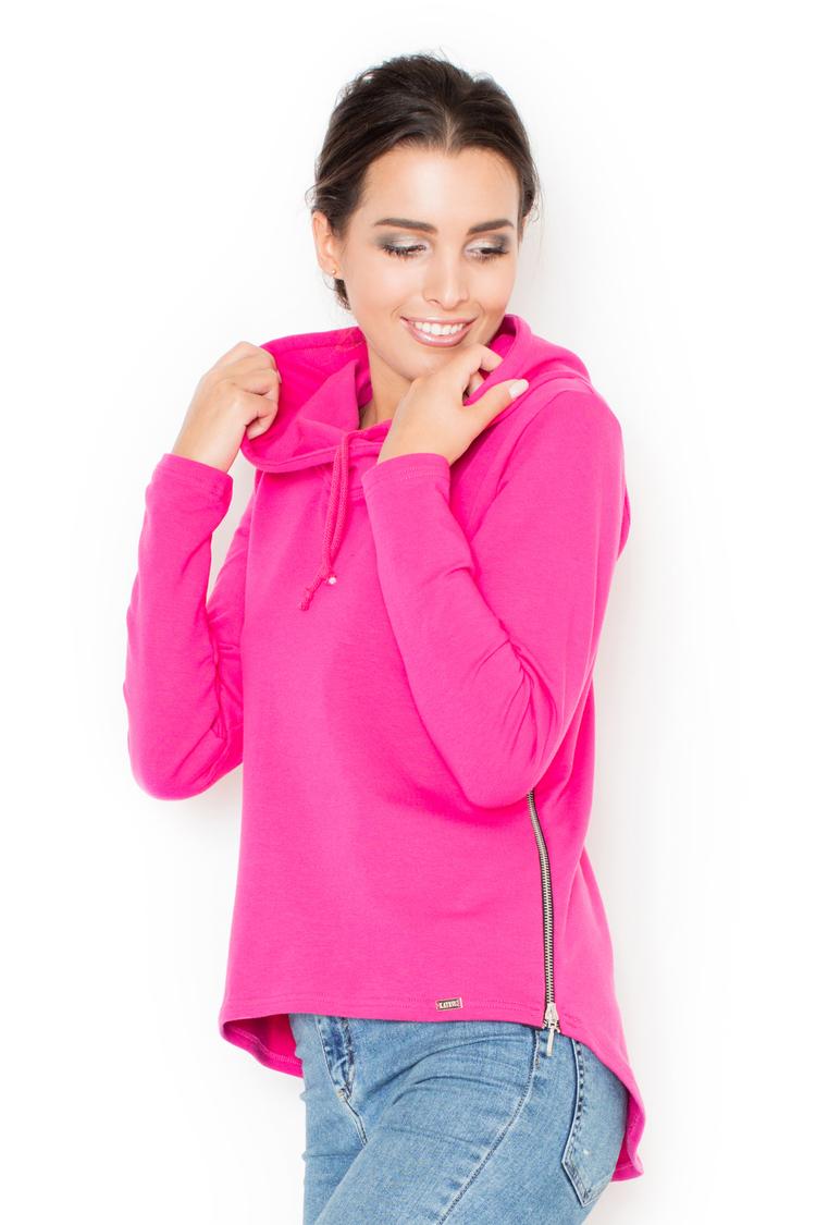 Bluza Damska Model K290 Pink - Katrus