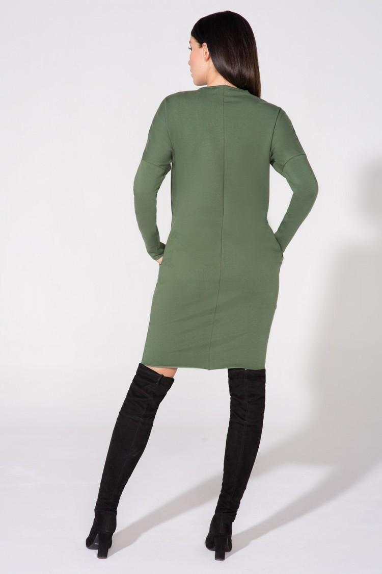 Sukienka Model T142 Green - Tessita