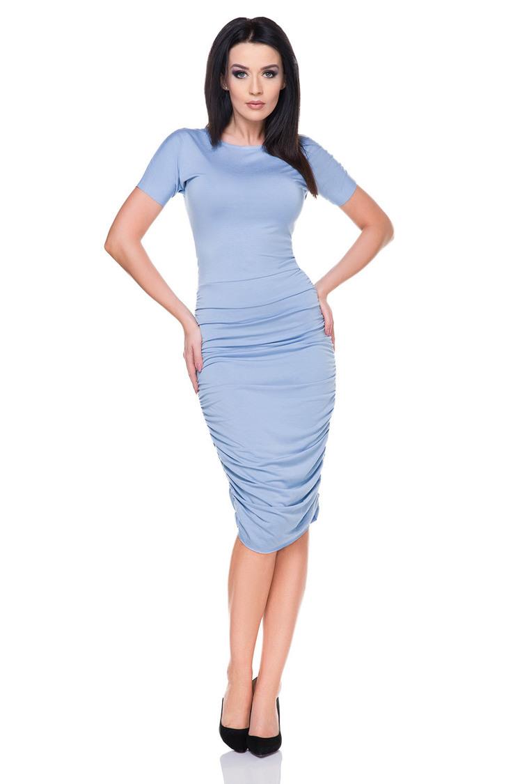 Sukienka Model T159 Blue - Tessita