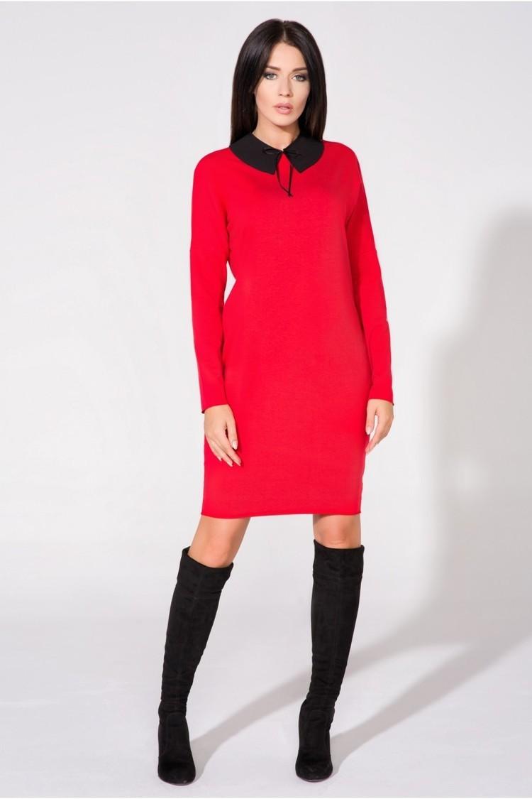 Sukienka Model T142 Red - Tessita