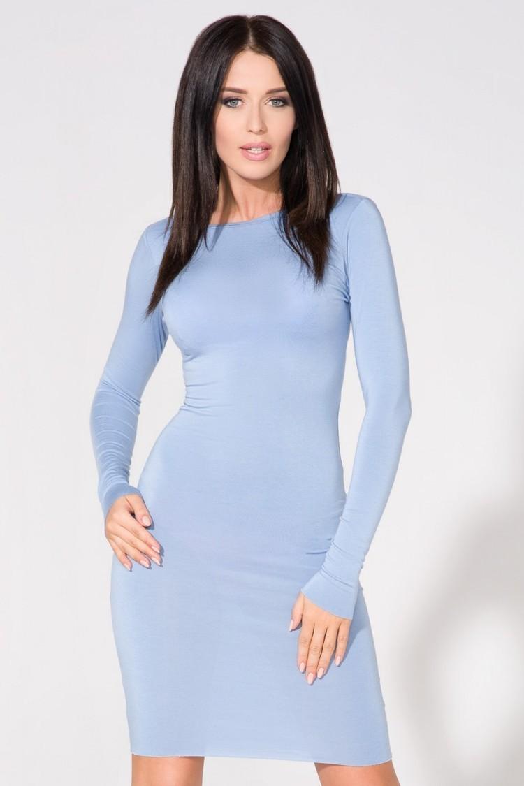 Sukienka Model T140 Blue - Tessita