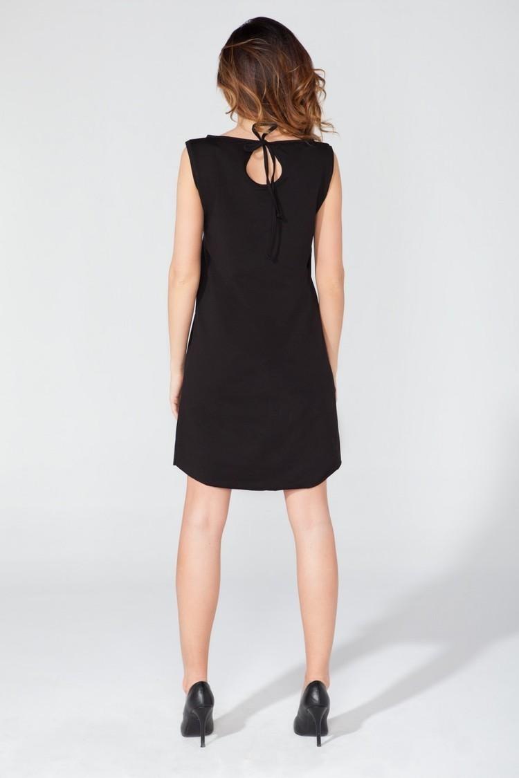 Sukienka Model T118 Black - Tessita