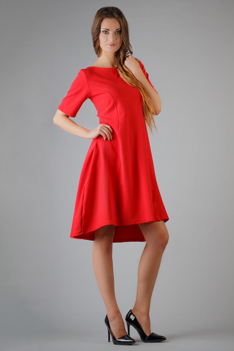 Sukienka Model Nadzieja 6 Red - Tessita