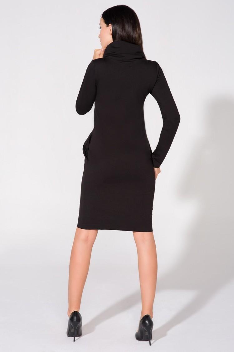 Sukienka Model T147 Black - Tessita
