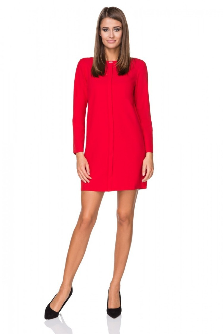 Sukienka Model T209/6 Red - Tessita