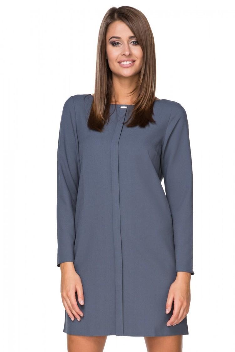 Sukienka Model T209/1 Dirty Blue - Tessita