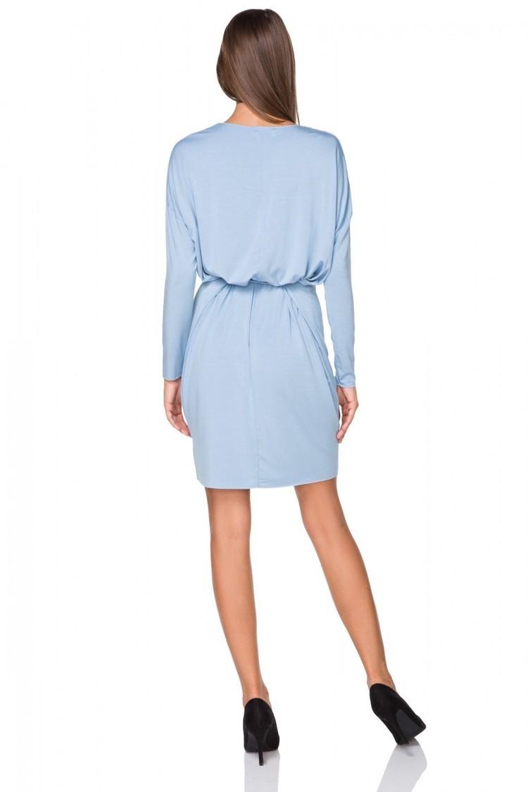 Sukienka Model T208/4 Blue - Tessita
