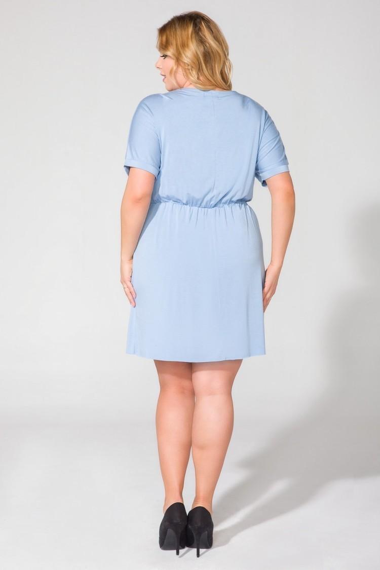 Sukienka Model PS5 Blue - Tessita