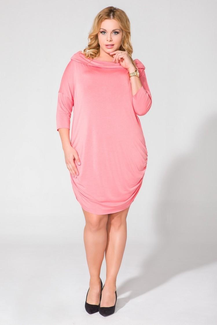 Sukienka Model PS2 Pink - Tessita