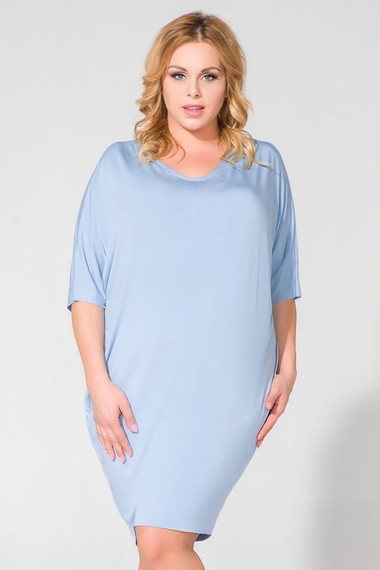 Sukienka Model PS1 Blue - Tessita