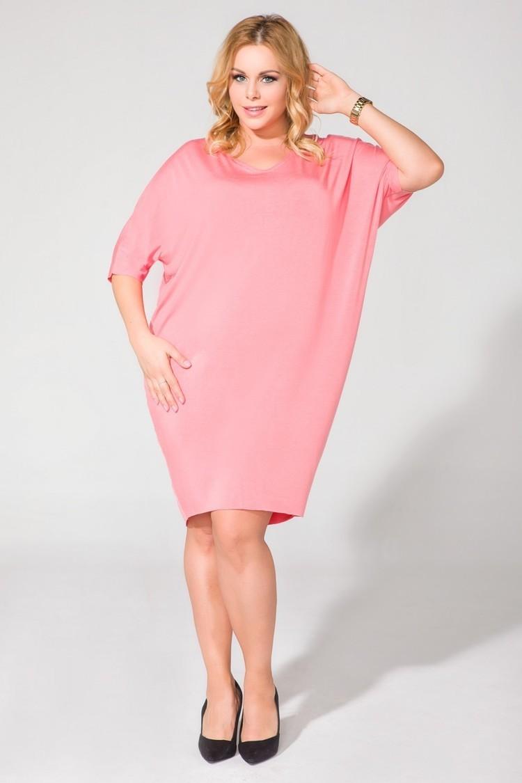 Sukienka Model PS1 Pink - Tessita