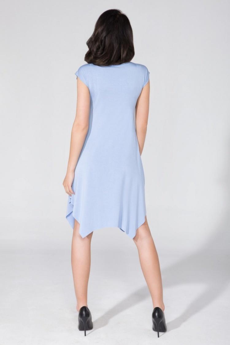 Sukienka Model T137 Blue - Tessita