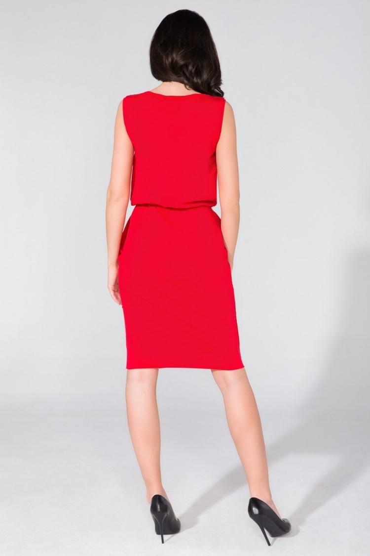 Sukienka Model T132 Red - Tessita