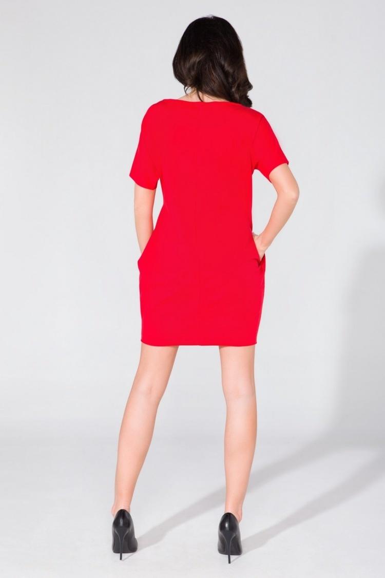 Sukienka Model T130 Red - Tessita