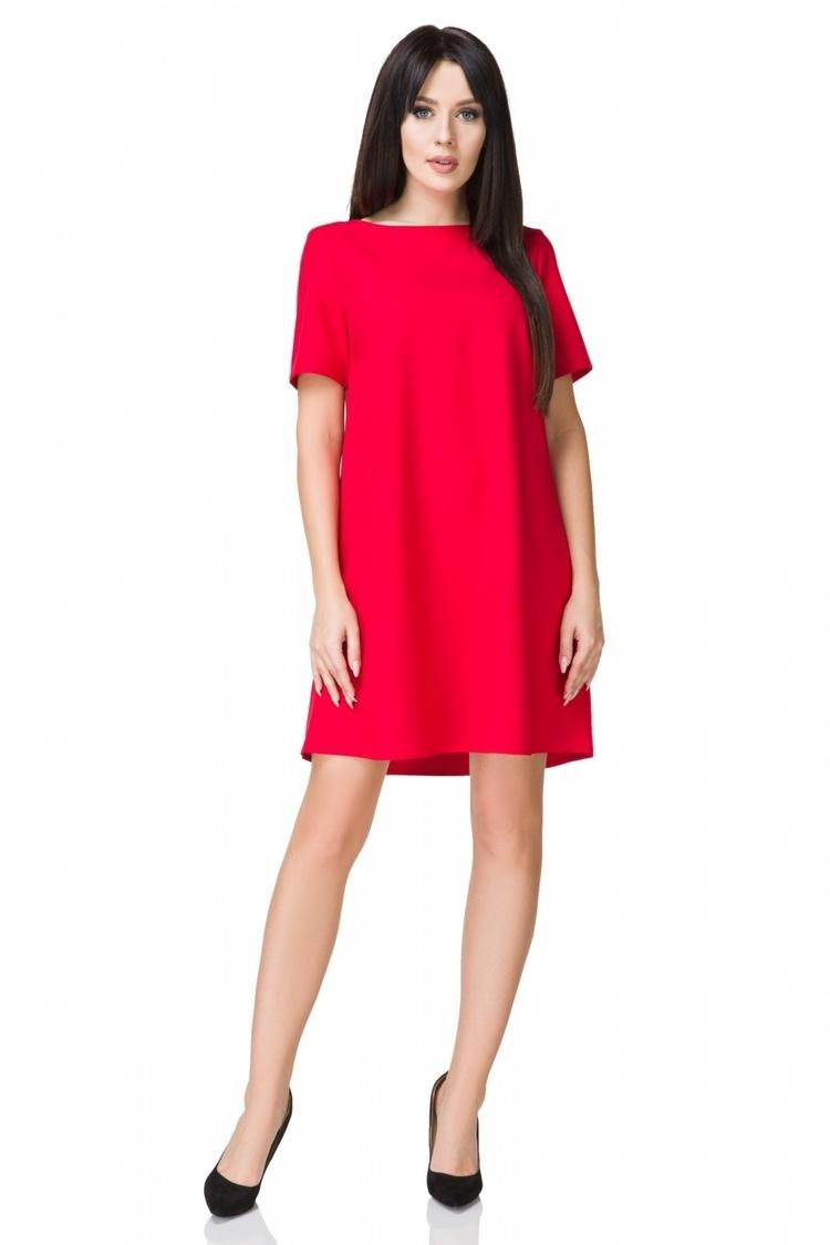 Sukienka model T203/6 Red - Tessita