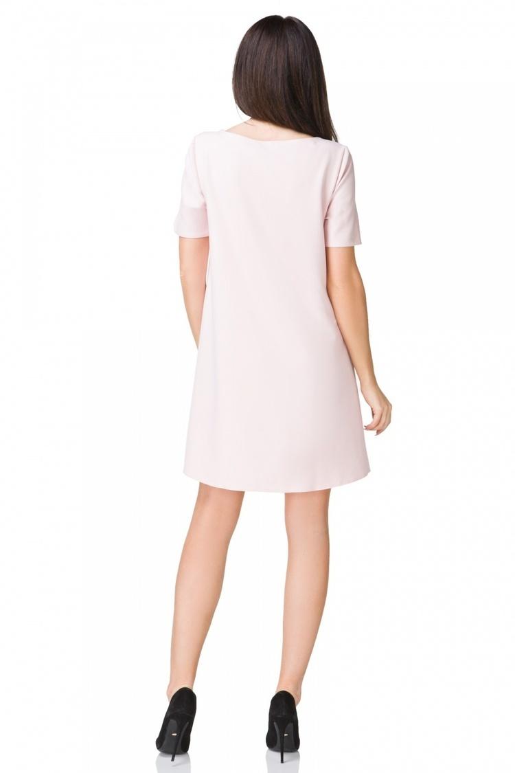 Sukienka model T203/7 Light Beige - Tessita