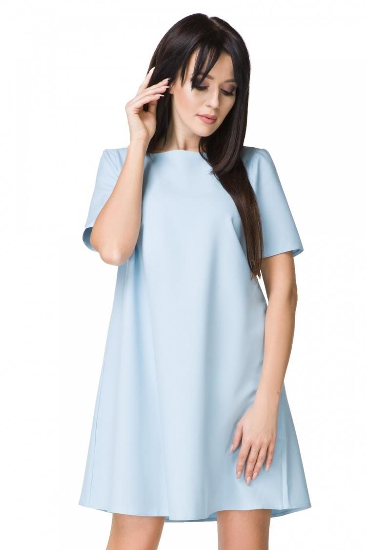 Sukienka model T203/4 Light Blue - Tessita