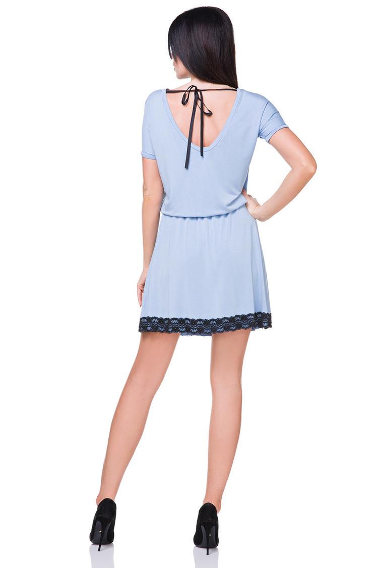 Sukienka Model T171 Blue - Tessita