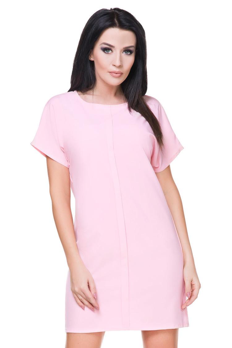 Sukienka Model T166 Light Pink - Tessita