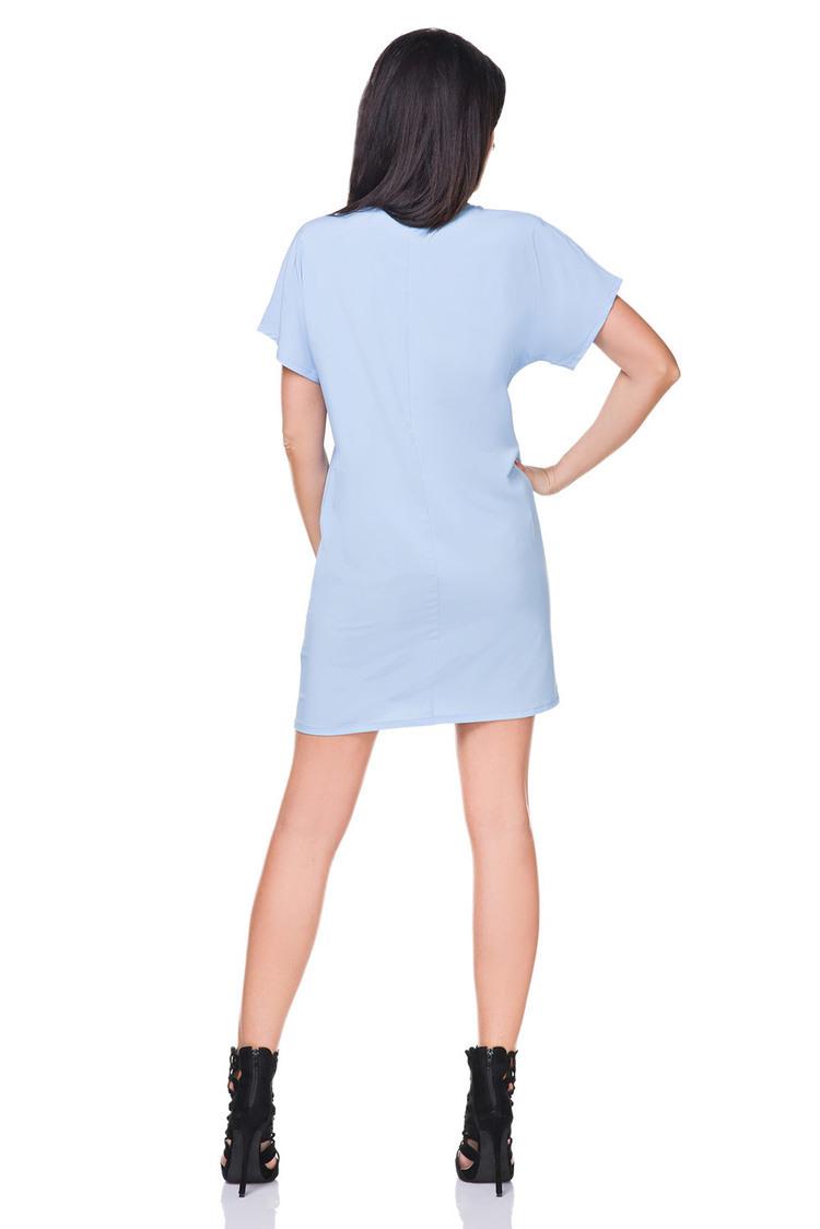 Sukienka Model T166 Sky Blue - Tessita