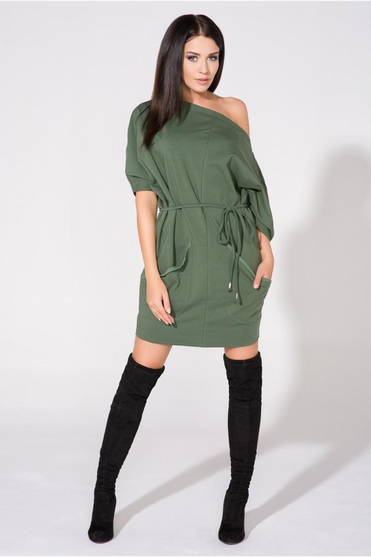 Sukienka Model T155 Green - Tessita