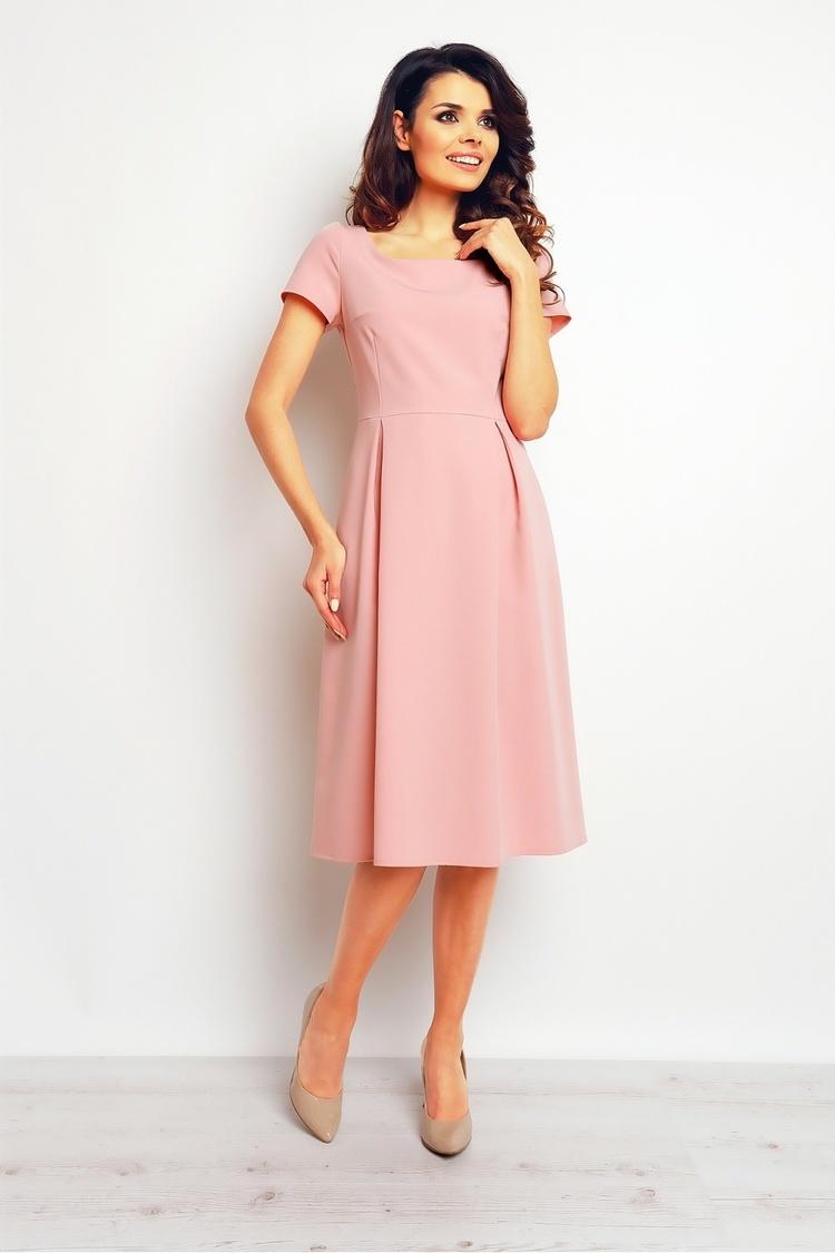Sukienka Model M084 Powder Pink - Infinite You