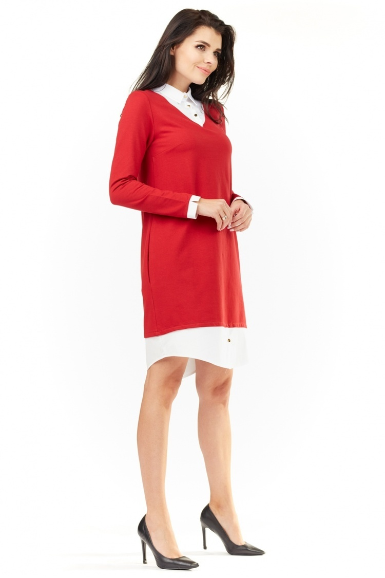 Sukienka Model M150 Red - Infinite You