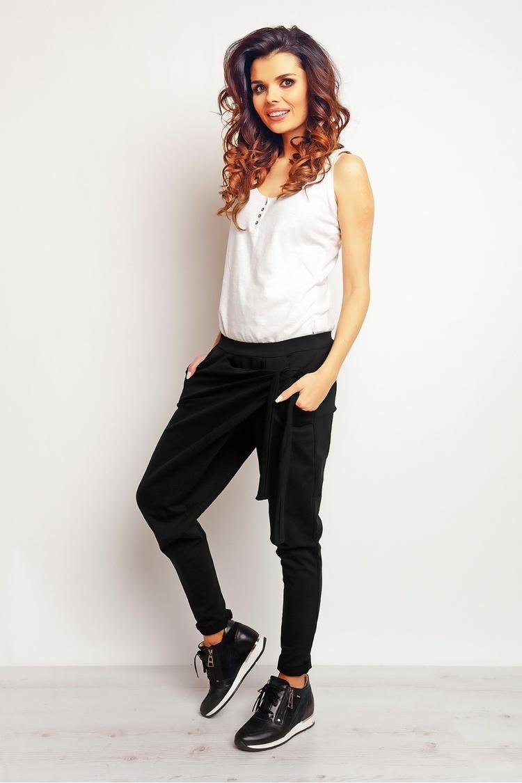 Spodnie Dresowe Model M092 Black - Infinite You