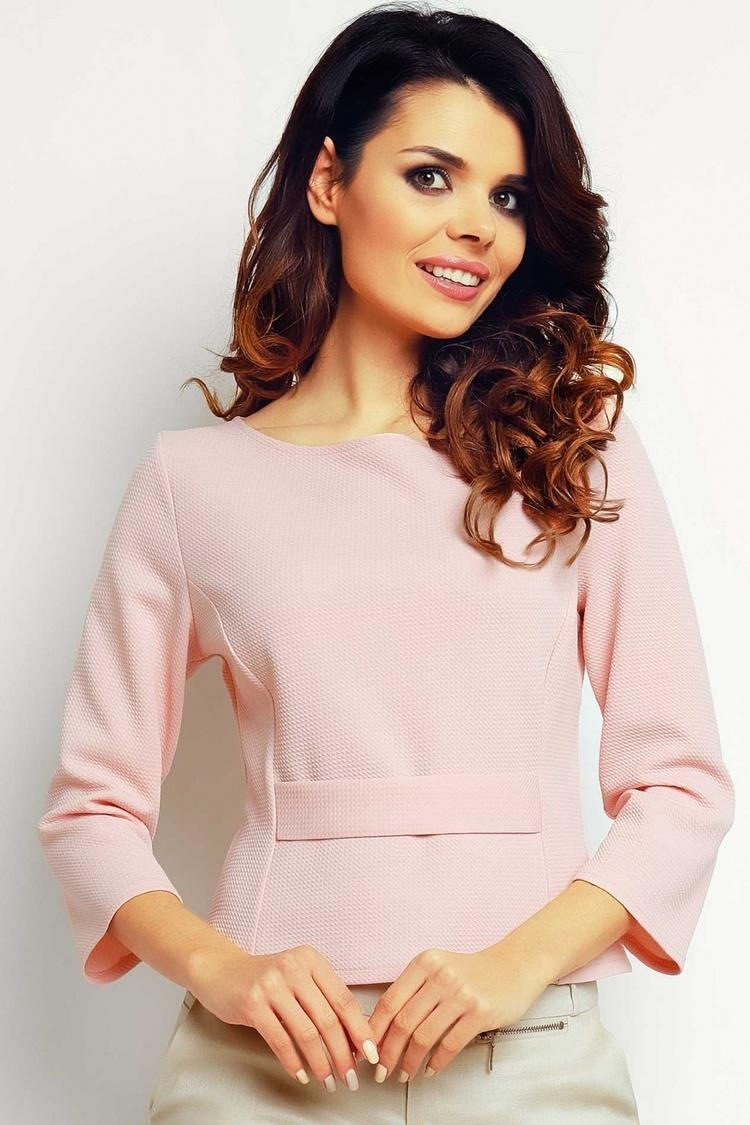 Bluzka Model M089 Powder Pink - Infinite You