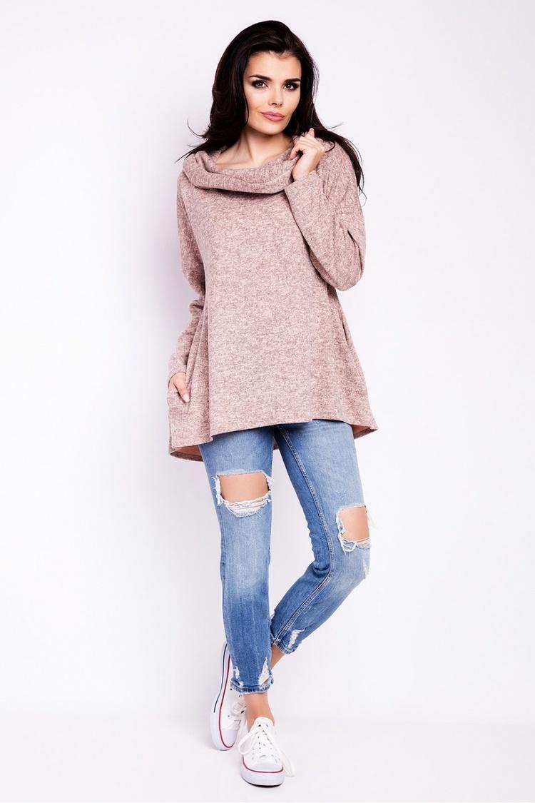 Bluza Damska Model M119 Pink - Infinite You