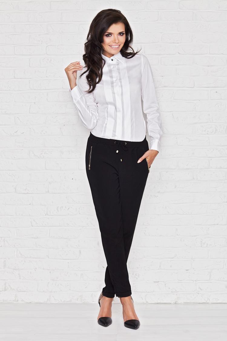Koszula Damska Model M005 White - Infinite You