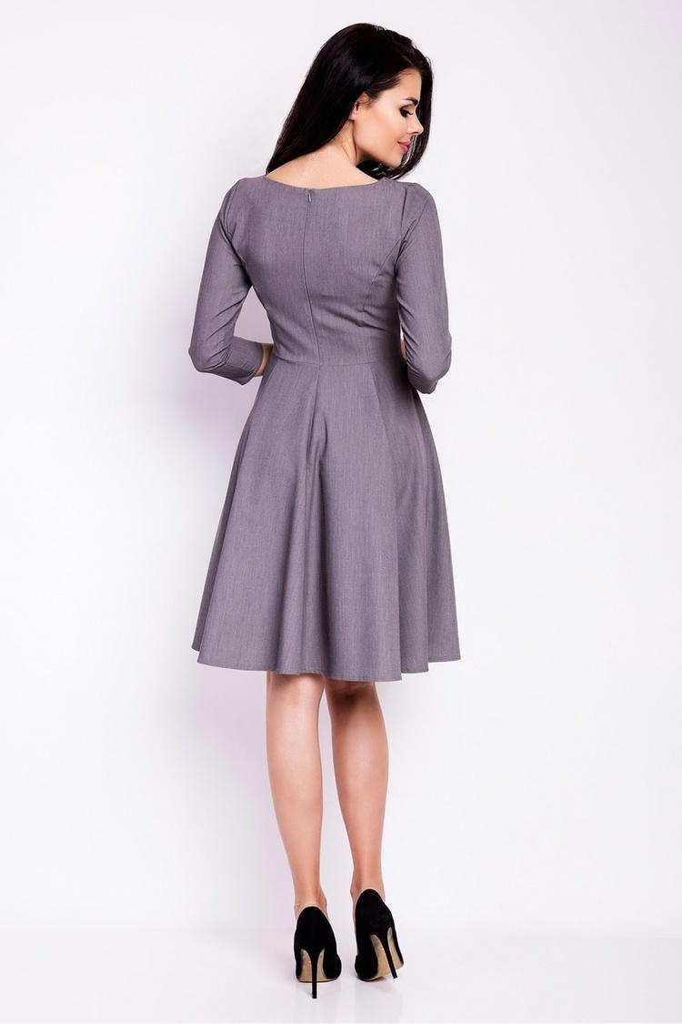 Sukienka Model M116 Grey - Infinite You