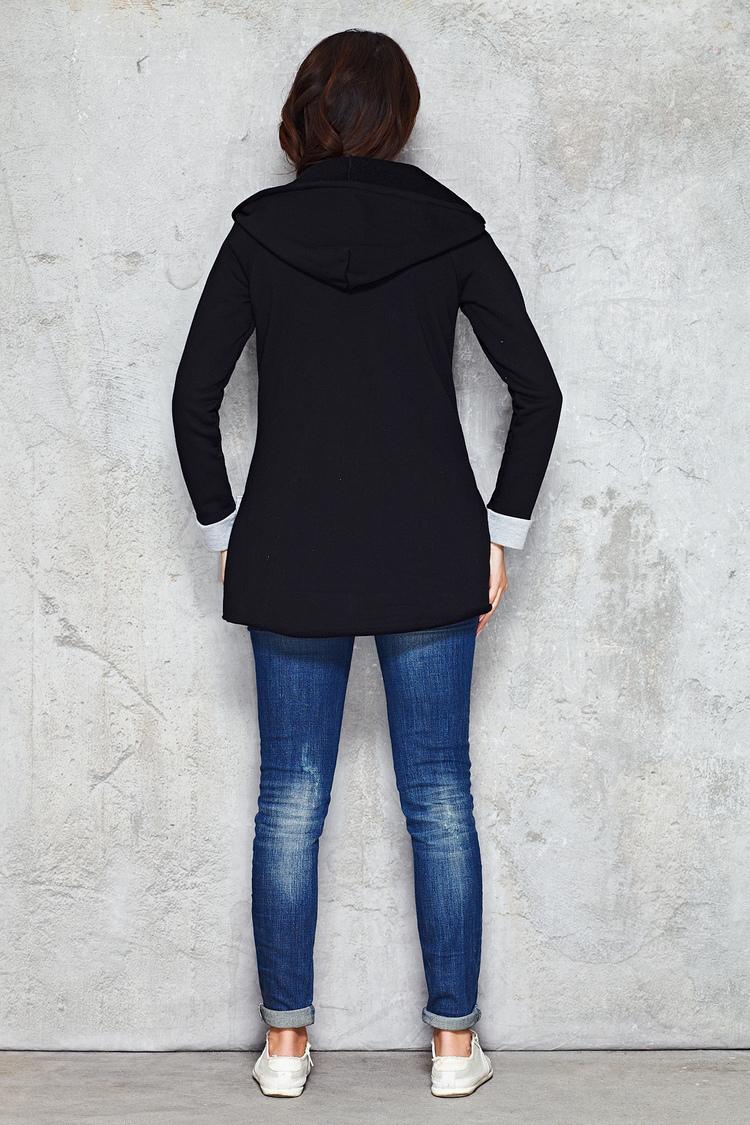 Bluza Damska Model M047 Black - Infinite You
