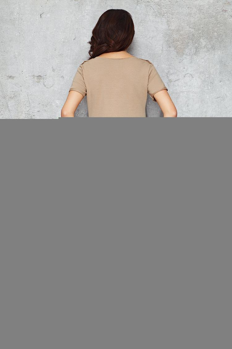Sukienka Model M043 Beige - Infinite You