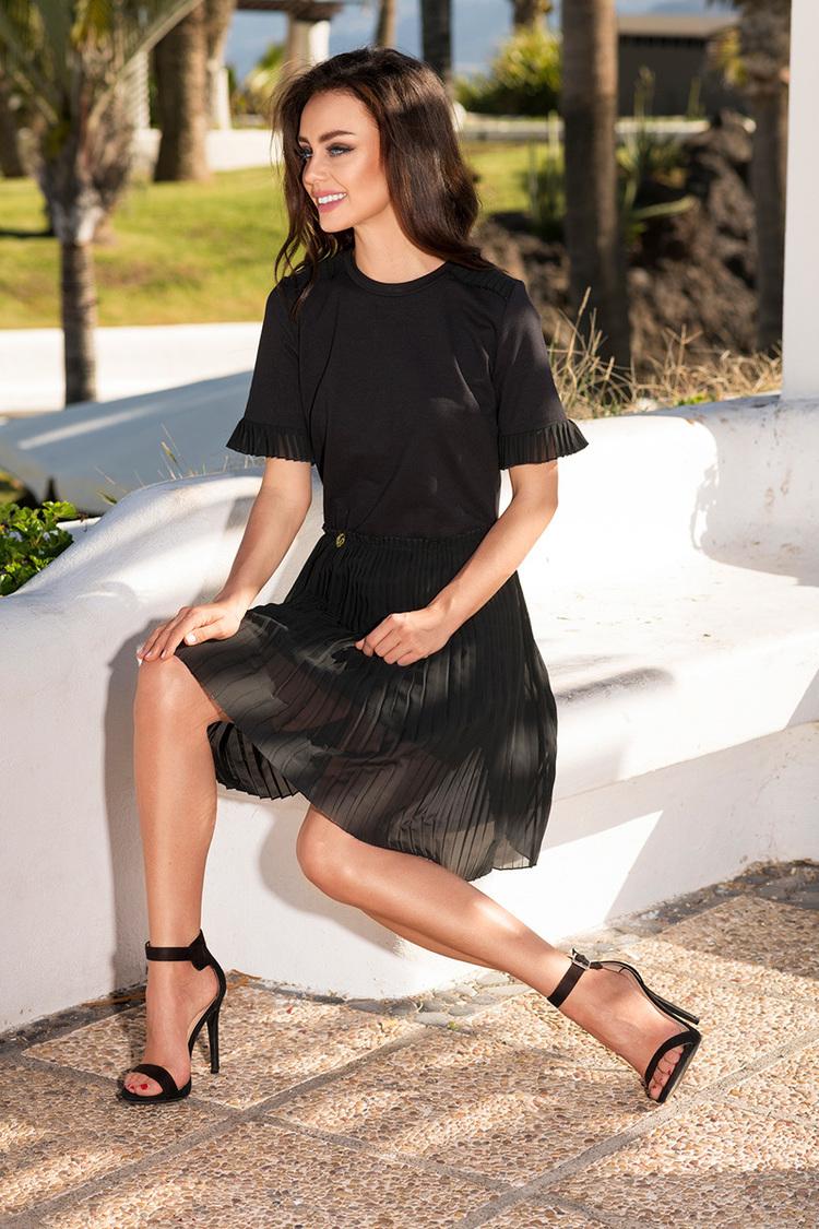 Sukienka Model L242 Black - Lemoniade