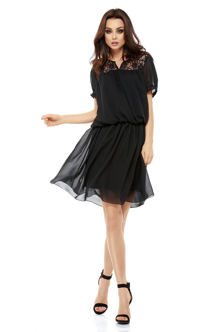 Sukienka Model L241 Black - Lemoniade