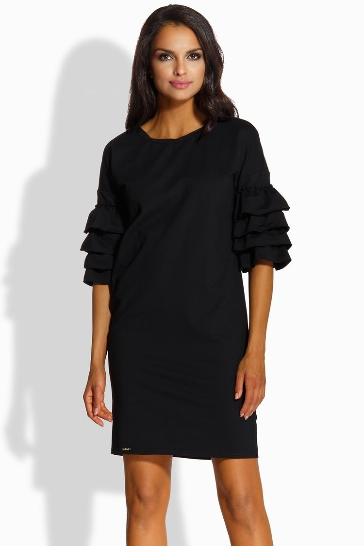 Sukienka Model L229 Black - Lemoniade