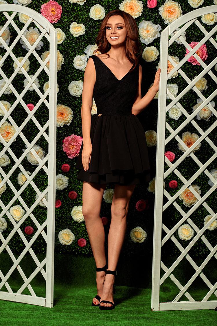 Sukienka Model L260 Black - Lemoniade
