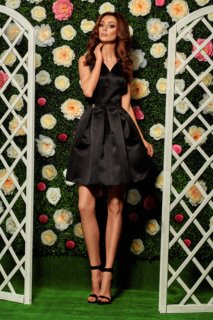 Sukienka Model L257 Black - Lemoniade
