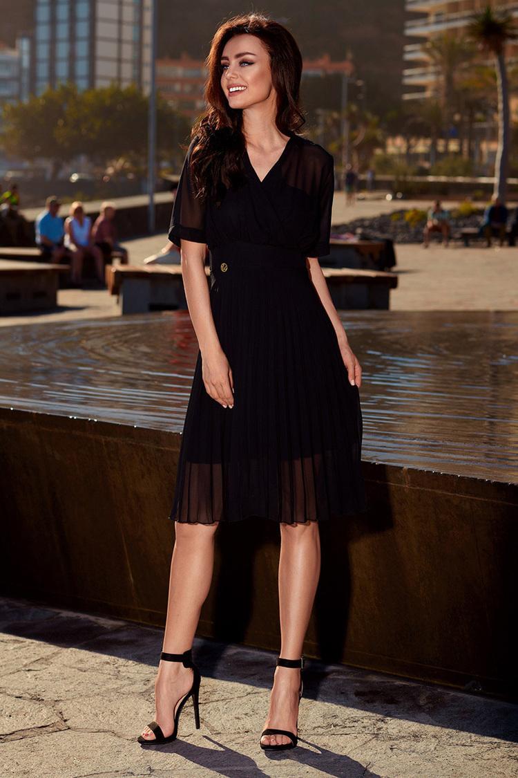 Sukienka Model L255 Black - Lemoniade