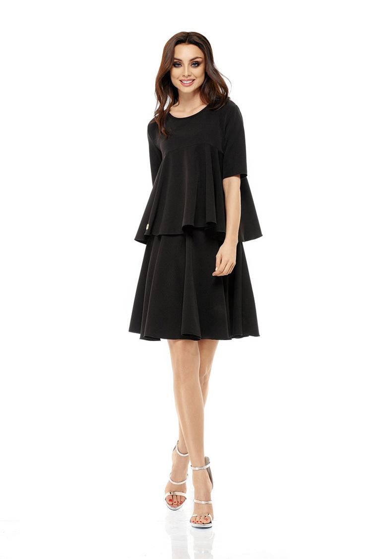 Sukienka Komplet Model L238 Black - Lemoniade