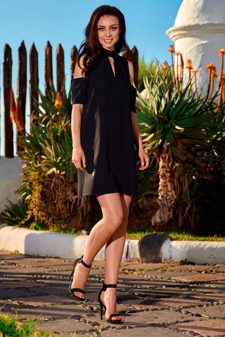 Sukienka Model L245 Black - Lemoniade