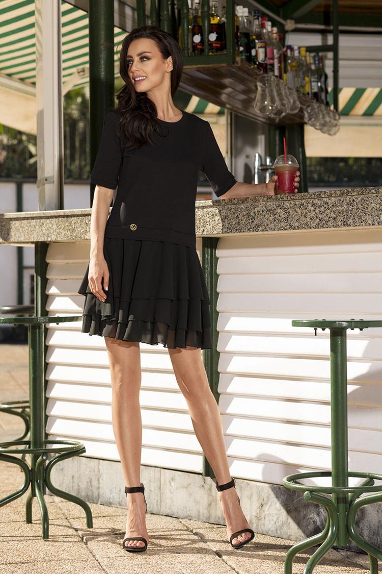 Sukienka Model L244 Black - Lemoniade