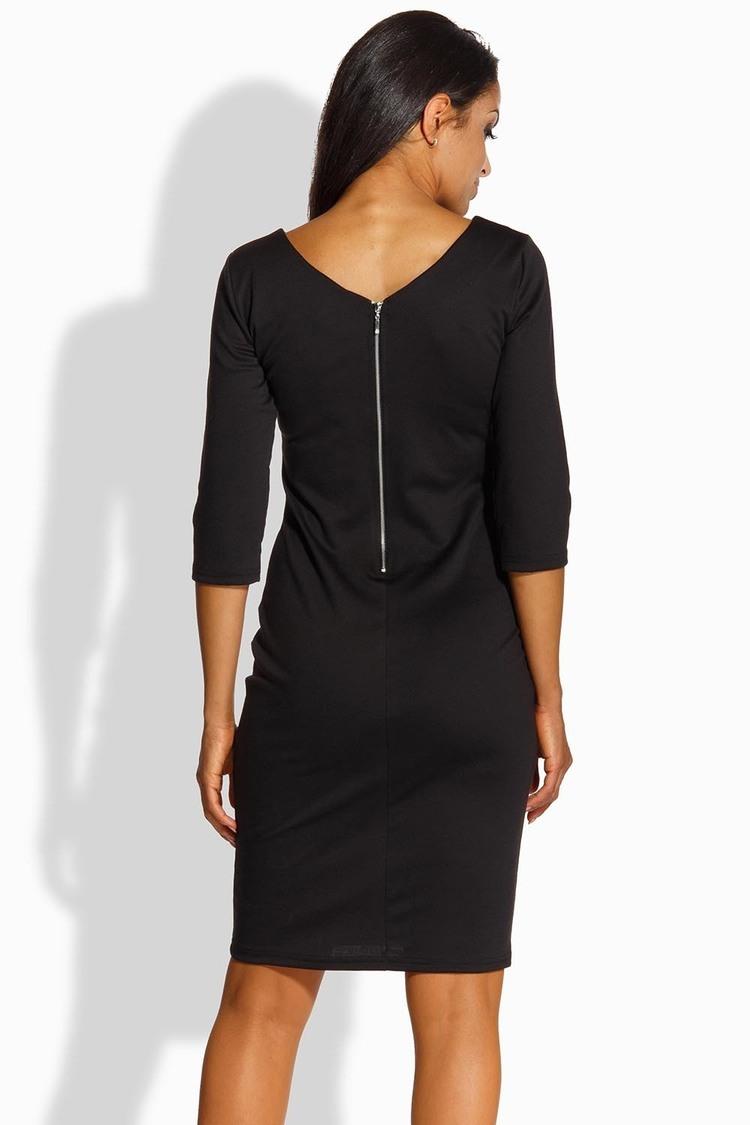 Sukienka Model L228 Black - Lemoniade