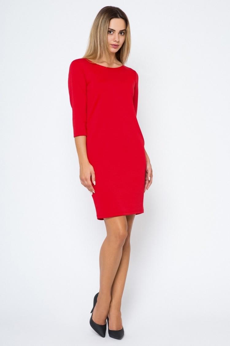 Sukienka Model SKA49-264 4256 Red - Bass