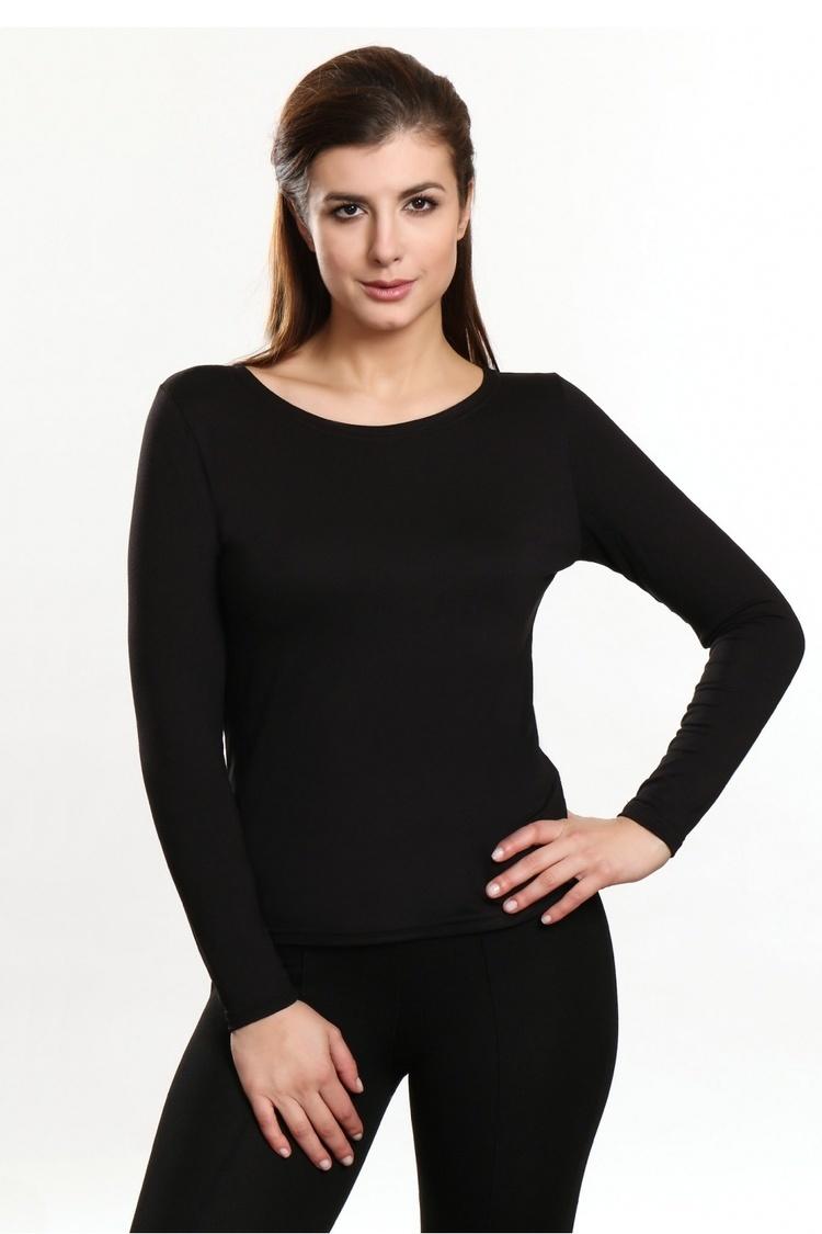 Bluzka Model Tosca Black - Violana