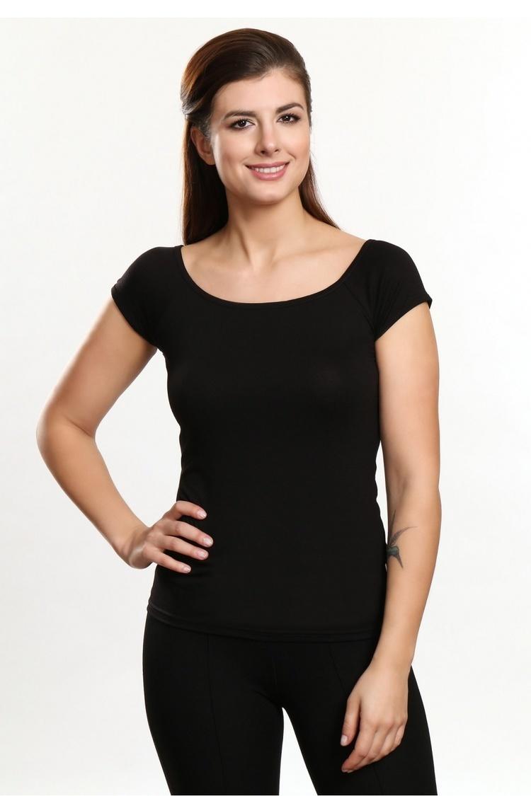 Bluzka Model Aria Black - Violana