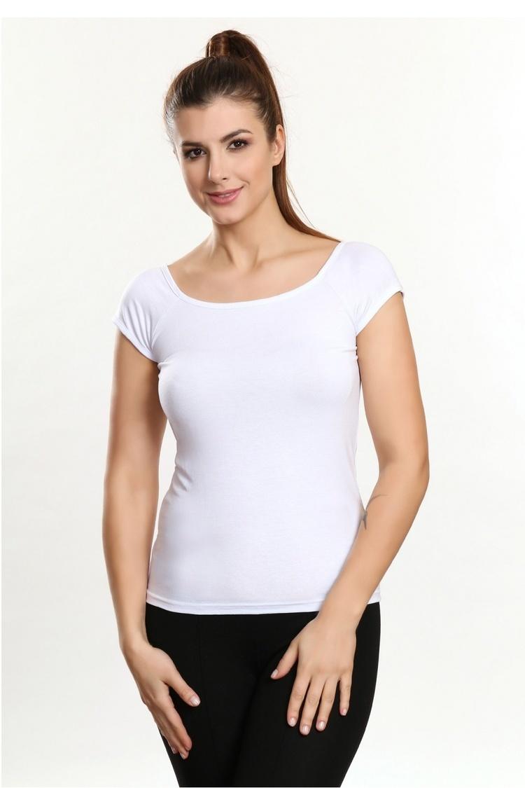 Bluzka Model Aria White - Violana